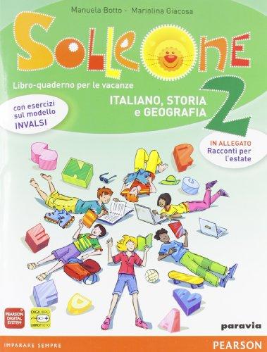 Solleone. Italiano. Storia. Geografia. Racconti. Con espansione online. Per la Scuola media: 2