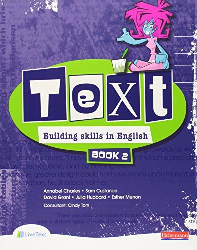 Text: Building Skills in English 11-14 Student Book 2