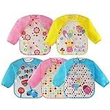 Discoball® Baby Kleinkind Jungen Mädchen Karikatur Wasserdicht und Taschen Oberbekleidung