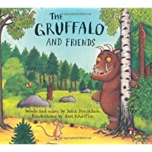The Gruffalo and Friends CD Box Set: The Gruffalo / The Smartest Giant / A Squash and a Squeeze / Room on the Broom / The Snail and the Whale / Monkey Puzzle by Donaldson, Julia (2005)