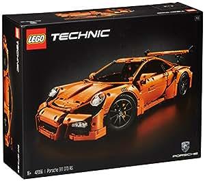LEGO - Technic - Porsche 911 GT3 RS - 42056 - Jeu de Construction