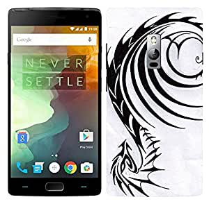 WOW 3D Printed Designer Mobile Case Back Cover For OnePlus 2 / 1 Plus 2 / One Plus 2