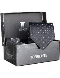 Torrente - Cravate Coffret Cofc39 Noir