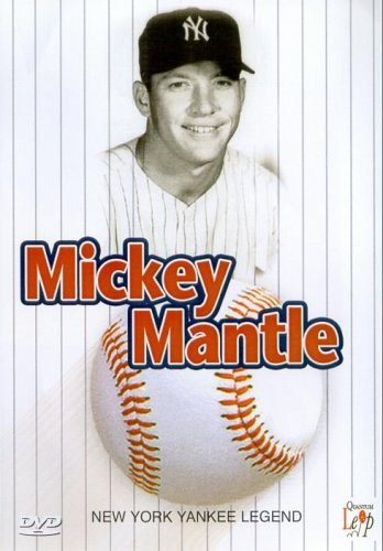 Mickey Mantle - New York Yankee Legend [DVD] - Mickey Mantle Yankees