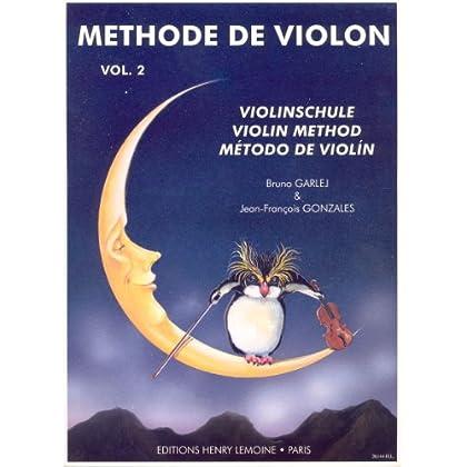Méthode de violon Volume 2