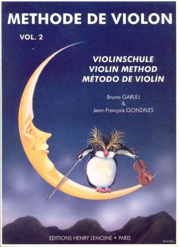 Méthode de violon Volume 2