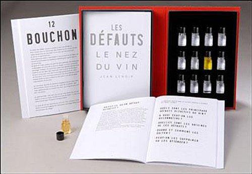Le Nez du Vin : Les Dfauts, 12 armes (en franais) (coffret toile)