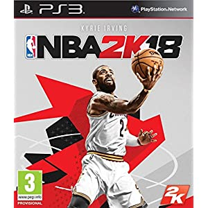 2K Games – NBA 2K18 /PS3 (1 Games)