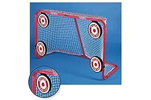Hockey Goal Target Set