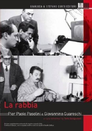 La rabbia [IT Import] (Dvd D Eisenhower Dwight)
