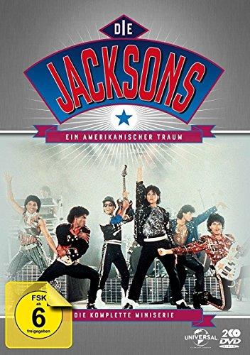 Die Jacksons - Ein Amerikanischer Traum - Der komplette Zweiteiler (Fernsehjuwelen) [2 DVDs]