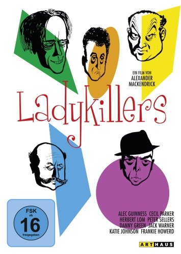 Coverbild: Ladykillers