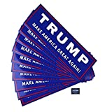 Best Bumper Stickers - VWH Bumper Car Stickers US Presidential Election Donald Review