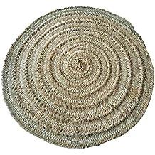 Artesanía Jacinto Luque - Alfombra esparto 120cm diametro
