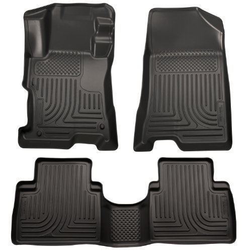 husky-liners-98851-weatherbeater-black-floor-liner-for-hyundai-sonata-4-piece-by-husky-liners