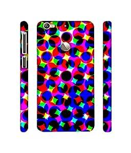 NattyCase Pattern Art Design 3D Printed Hard Back Case Cover for LeTV Le 1s