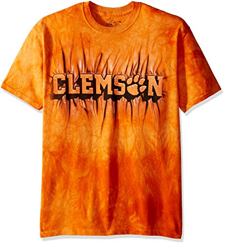 The Mountain University of Clemson Inner Spirit Herren - Orange - Klein