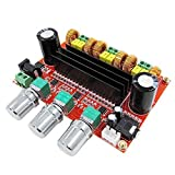 #4: Eachbid 2.1 Channel Digital Subwoofer Amplifier Board Module