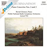 Rachmaninov: Piano Concertos Nos. 2 And 3