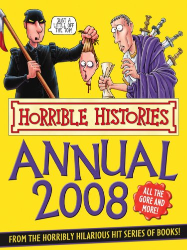 Horrible Histories Annual 2008