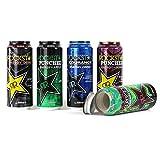 Dosensafe Dosentresor Geldversteck Rockstar Energy Drink, 16,0 x 6,5 cm, Farblich sortiert