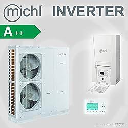 Michl Inverter Pompe à chaleur air/eau Split 16kW