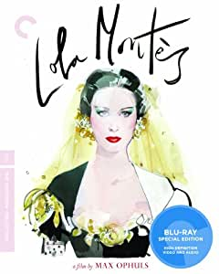 Criterion Collection: Lola Montes [Blu-ray] [1955] [US Import]