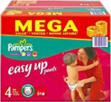 Pampers Easy Up-Pannolini Mega Pack 84
