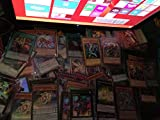 YuGiOh Custom 200 Card ULTRA Lot [180 Commons/Rares & 20 Holo Foils]