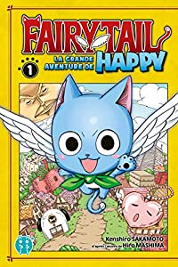 Fairy Tail - la Grande Aventure de Happy Edition simple Tome 1