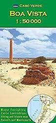 Cabo Verde: Boa Vista 1:50000
