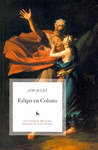 Edipo en Colono (VARIOS GREDOS) por Sófocles (496 Ac - 406 Ac)