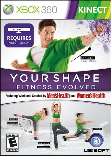 Gra Xbox 360 Your Shape Fitness Evolved