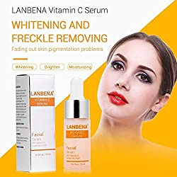 Vitamin C Serum Für Gesicht Mit Hyaluronsäure Entfernen Falten Moisturizie Whitening Skin Care Essence