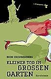 Image of Kleiner Tod im Großen Garten: Kurzkrimis