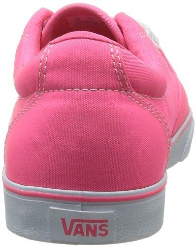 Vans  W Kress,  Sneaker donna Rosa (Rose (Canvas Neon P))