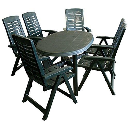 multistore-2002-gartentisch-campingtisch-beistelltisch-136x86cm-oval-vollkunststoff-balkontisch-terrassentisch-kunststofftisch-dunkelgruen-3