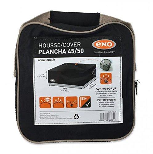 FUNDA PROTECTORA PARA PLANCHA ENO (81 X 55 CM  COLOR NEGRO)