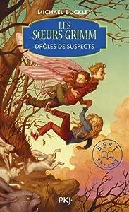 """Afficher """"Les Soeurs Grimm n° 2 Drôles de suspects"""""""