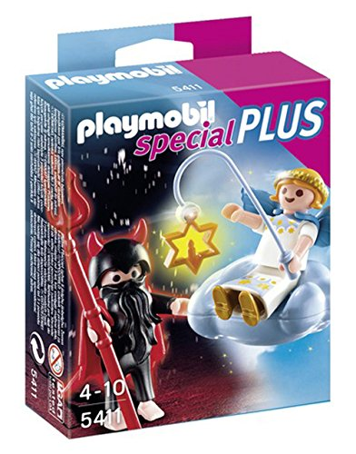 Playmobil Especiales Plus - Ángel y demonio (5411)