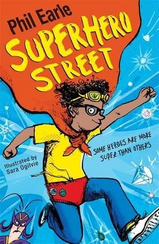 Superhero Street