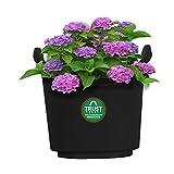 #10: Trust basket Vertical Gardening Pouches XL (Black) - Set of 10