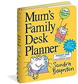 Mum's Family Planner (Desk Diary)