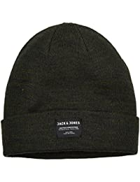 Jack & Jones Jactwisted Beanie, Bonnet Homme