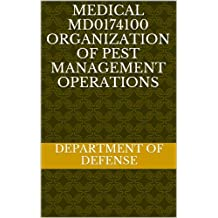 Medical MD0174100 Organization of Pest Management Operations (English Edition)