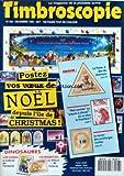TIMBROSCOPIE [No 108] du 01/12/1993 - POSTEZ VOS VOEUX DE NOEL DEPUIS L'ILE DE CHRISTMAS - LES DINOSAURES