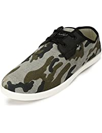 Globalite Men's Casual Shoes Militray Military Navy GSC0530
