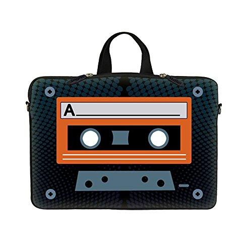 Preisvergleich Produktbild 15 39,62 cm Neopren Tasche mit verstecktem Griff Sleeve & Ösenvorhänge (D-Ring) für 38,1 cm 39,62 cm ChaoDa - Kassette