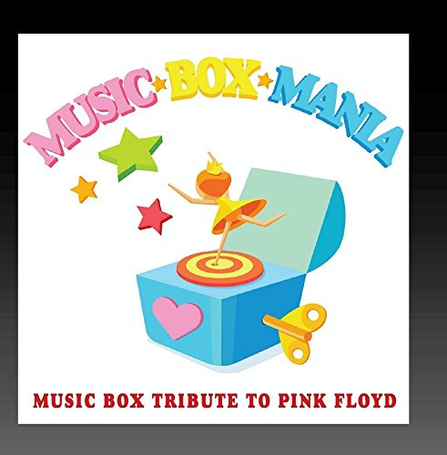 Music Box Tribute to Pink Floyd - Pink Music Box
