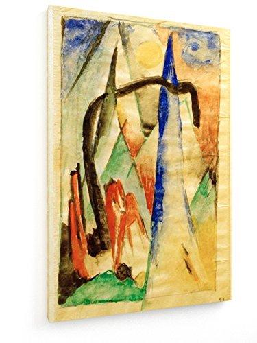 franz-marc-caballos-en-un-paisaje-80x120-cm-weewado-impresiones-sobre-lienzo-muro-de-arte-antiguos-m